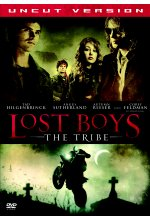 The Lost Boys 2 - The Tribe/Uncut Version DVD-Cover