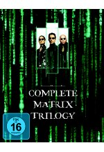 Matrix - The Complete Trilogy  [3 BRs] Blu-ray-Cover