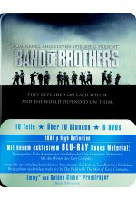 Band of Brothers - Box/Metal-Pack  [6 BRs] Blu-ray-Cover