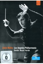 Zubin Mehta & Los Angeles Philharmonic Orchestra DVD-Cover