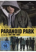 Paranoid Park DVD-Cover