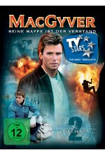 MacGyver - Season 2  [6 DVDs] DVD-Cover
