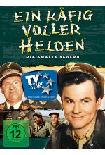 Ein Käfig voller Helden - Season 2  [5 DVDs] DVD-Cover