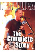 Metallica - The Complete Story  [DE] [2 DVDs] DVD-Cover