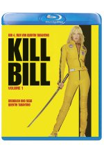 Kill Bill: Volume 1 Blu-ray-Cover