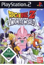 Dragonball Z - Infinite World Cover