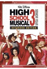 High School Musical 3: Senior Year - Extended Edition DVD-Cover