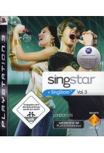 Singstar Vol.3 Cover