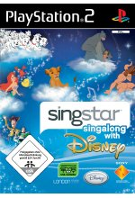 SingStar Singalong with Disney Cover
