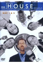 Dr. House - Season 1  [6 DVDs] DVD-Cover