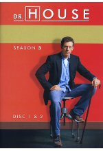Dr. House - Season 3  [6 DVDs] DVD-Cover