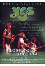 Yes - Close to the Edge/Rock Milestones DVD-Cover