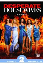 Desperate Housewives - Staffel 4.2  [2 DVDs] DVD-Cover