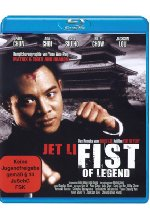 Fist of Legend Blu-ray-Cover