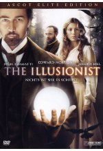 The Illusionist DVD-Cover