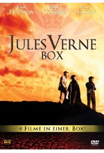 Jules Verne Box  [2 DVDs] DVD-Cover