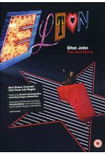Elton John - The Red Piano  [2 DVDs] DVD-Cover