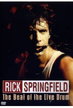 Rick Springfield - The Beat of the Live Drum DVD-Cover