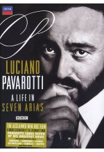 Luciano Pavarotti - A Life in Seven Arias DVD-Cover