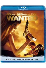 Wanted Blu-ray-Cover