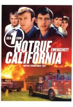Notruf California - Season 1  [4 DVDs] DVD-Cover