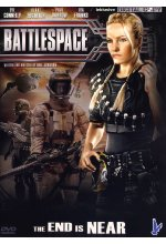 Battlespace - The End is near DVD-Cover