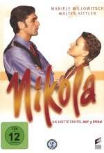Nikola - Staffel 3  [3 DVDs] DVD-Cover