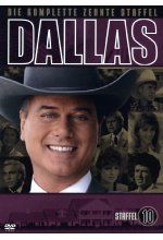 Dallas - Staffel 10  [3 DVDs] DVD-Cover