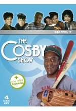 The Bill Cosby Show - Staffel 7  [4 DVDs] DVD-Cover