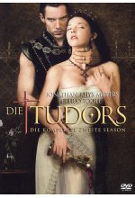 Die Tudors - Season 2 [3 DVDs]  <br> DVD-Cover