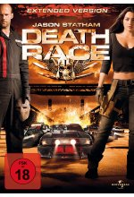 Death Race - Extended Version DVD-Cover