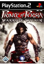 Prince of Persia - Warrior Within Cover