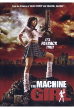 The Machine Girl DVD-Cover