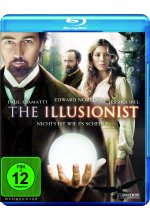 The Illusionist Blu-ray-Cover