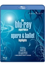 The Blu-ray Experience - Opera & Ballet Blu-ray-Cover