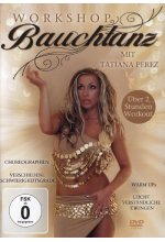 Workshop Bauchtanz DVD-Cover