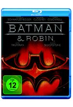 Batman & Robin Blu-ray-Cover
