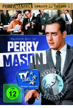 Perry Mason - Season 1/Vol. 1  [5 DVDs] DVD-Cover