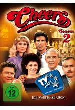 Cheers - Season 2  [3 DVDs] DVD-Cover