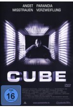 Cube DVD-Cover
