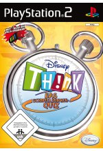Disney Th!nk - Das Schnelldenker-Quiz (BUZZ!-Serie) Cover