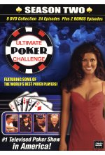 Ultimate Poker Challenge - Season 2  [8 DVDs] DVD-Cover
