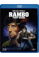 Rambo 1 - First Blood Blu-ray-Cover