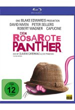 Der rosarote Panther Blu-ray-Cover