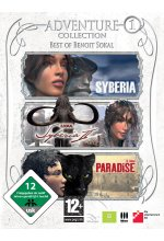 Adventure Collection 1 - Best of Benoit Sokal (Syberia, Syberia 2 & Paradise) Cover