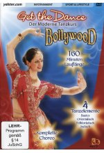 Get the Dance - Bollywood DVD-Cover
