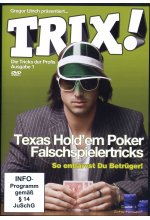Trix! - Texas Hold'em Poker Falschspielertricks DVD-Cover