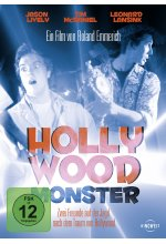 Hollywood Monster DVD-Cover
