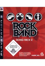Rock Band Song Pack 2 Cover