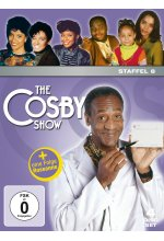 The Bill Cosby Show - Staffel 8  [4 DVDs] DVD-Cover